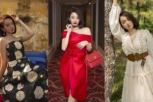 Choáng ngợp với tủ đồ của 'tiểu thư siêu giàu' Kaity Nguyễn trong 'Gái Già Lắm Chiêu V'
