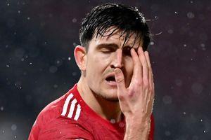 'Vận may của Man Utd đã hết'