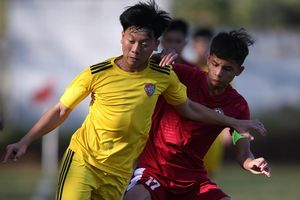 Nghi vấn tiêu cực ở trận đấu giữa U19 HAGL và Phú Yên