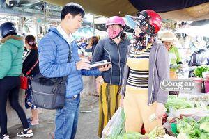 Xôn xao vụ 'vỡ' hụi hơn 10 tỷ đồng tại chợ Vườn Lài