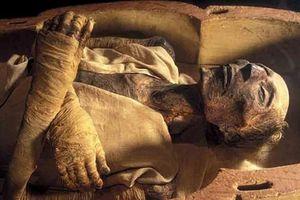 Bí mật xác ướp đặc biệt nhất thế giới có hộ chiếu