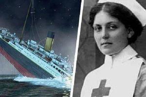 Người phụ nữ 'cao số' sống sót sau cả 3 vụ đắm tàu huyền thoại