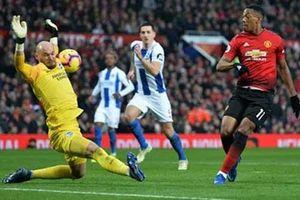 Fan MU thi nhau 'ném đá' Anthony Martial sau trận Quỷ đỏ thua sốc Sheffield United