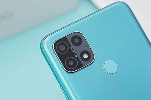 Oppo A15s với 3 camera sau, RAM 4 GB, pin 'khủng' chốt giá 3,99 triệu đồng tại Việt Nam