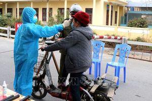 422 trường hợp liên quan đến bệnh nhân số 1565 tại Bắc Ninh có kết quả xét nghiệm âm tính với virus SARS-CoV-2