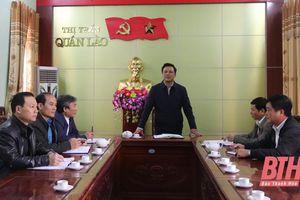 Đảng bộ huyện Yên Định: Tăng cường kiểm tra, giám sát và xử lý kỷ luật