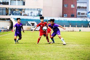 Vòng loại bảng D, giải U19 quốc gia: Cục diện khó lường