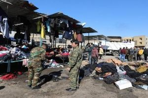 Iraq thông báo đã tiêu diệt chỉ huy cấp cao của IS
