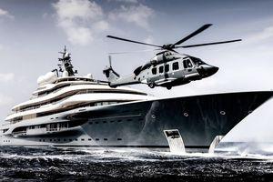 Chi tiết siêu du thuyền giá 700 triệu USD