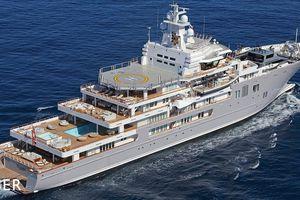 Bên trong siêu du thuyền thám hiểm giá 275 triệu USD