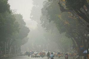 Cuối tuần, chất lượng không khí Hà Nội chưa cải thiện