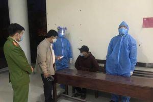 Thanh niên Thanh Hóa từ Lào về, khai làm ở Pleiku để trốn cách ly