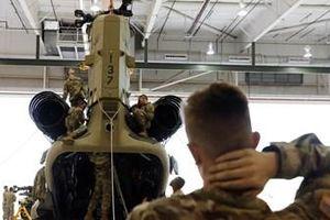 Uống nhầm chất chống đông vì tưởng là rượu, 11 binh sĩ Mỹ nhập viện
