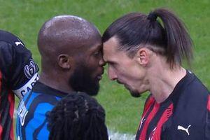 Ibrahimovic và Lukaku nhận án phạt khó tin sau vụ 'thiết đầu công'