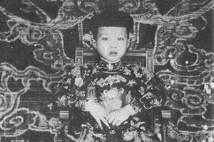 Chuyện ít biết về lễ tấn phong Thái tử cho Vĩnh Thụy