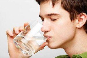 Muốn giải rượu hãy uống ngay nước này