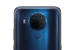 Nokia 5.4 với 4 camera sau, pin 4.000 mAh giảm giá hấp dẫn trước Tết