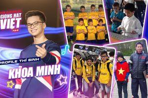 Khoa Minh đội MimiMama được MC ILL chọn làm đối thủ xứng tầm: Đam mê ca hát, chơi được 6 loại nhạc cụ