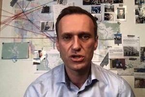Ông Biden kêu gọi ông Putin thả Navalny
