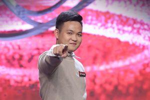 Việt Hoàng đánh bại hai đối thủ ở chung kết Siêu trí tuệ Việt Nam