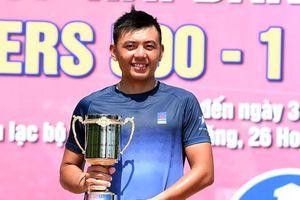 Lý Hoàng Nam lập cú đúp vô địch VTF Masters 500