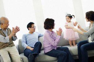 Hòa hợp với nhà chồng