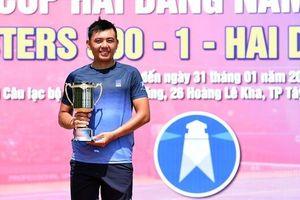 Đoạt cú đúp vô địch VTF Masters 500-1, Hoàng Nam đánh giá cao tài năng trẻ