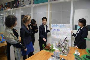 Học sinh Hà Nội với hàng loạt phát minh công nghệ ứng dụng cao