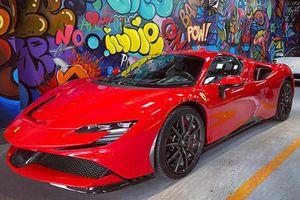 'Đập thùng' Ferrari SF90 Stradale, không dưới 40 tỷ tại Việt Nam