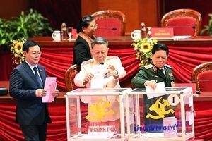 Số đại biểu Công an, Quân đội trúng cử Ủy viên Trung ương Đảng khóa XIII