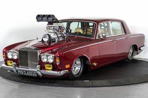 Rolls-Royce độ xe đua drag độc nhất thế giới, hơn 106.000 USD