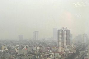 Ô nhiễm mù trời, người dân nên ở trong nhà