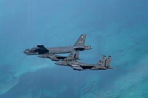 Mỹ đưa 'pháo đài bay' B-52 áp sát Iran một tuần sau lễ nhậm chức của ông Biden