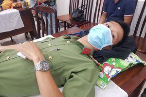 Chủ nhật Đỏ ở Kiên Giang: Thượng úy công an 21 lần hiến máu