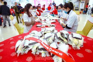 'Chủ nhật Đỏ' ở Nghệ An tiếp nhận đơn vị máu vượt 145% so với kế hoạch