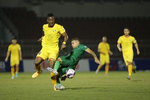 Sông Lam Nghệ An còn bao nhiêu cơ hội tại V.League 2021?