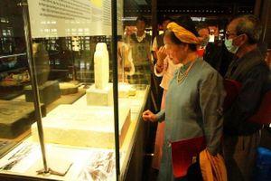 Thừa Thiên-Huế: Khai mạc trưng bày về Hoàng đế Gia Long