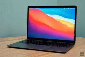 Đánh giá Apple MacBook Air với chip M1