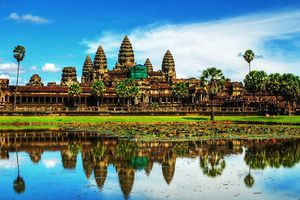 Những vị vua huyền thoại của vương triều Angkor (I)