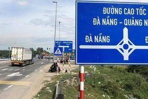 Vì sao cao tốc Đà Nẵng - Quảng Ngãi thường xuyên bị ngập?
