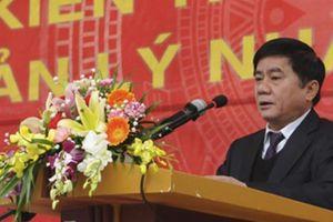 Tiểu sử Ủy viên Bộ Chính trị Trần Cẩm Tú