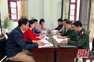 Nâng cao chất lượng công tác kiểm tra, giám sát ngăn ngừa sai phạm ở Đảng bộ huyện Hà Trung
