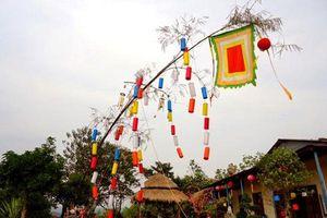 Phong tục dựng cây nêu trong ngày Tết