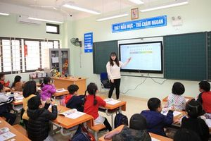 Đổi mới giáo dục: Tạo bước chuyển mạnh mẽ