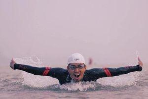 Bơi 200 km từ Hà Nội đến cửa biển Thái Bình