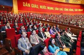 Đại hội đã sáng suốt lựa chọn được những nhà lãnh đạo vì nước, vì dân