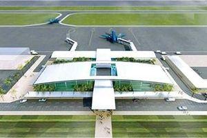 Quy hoạch cảng hàng không Quảng Trị