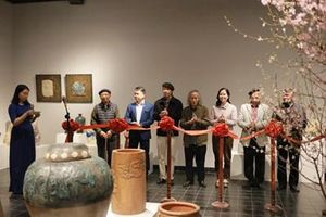 Mạng xã hội Phật giáo Butta góp mặt tại triển lãm mỹ thuật gốm Xuân 2021