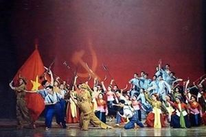 Vở kịch múa xuất sắc về khí phách người cộng sản