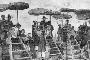 Ảnh cực quý hiếm về kỳ thi Hương cuối thế kỷ XIX